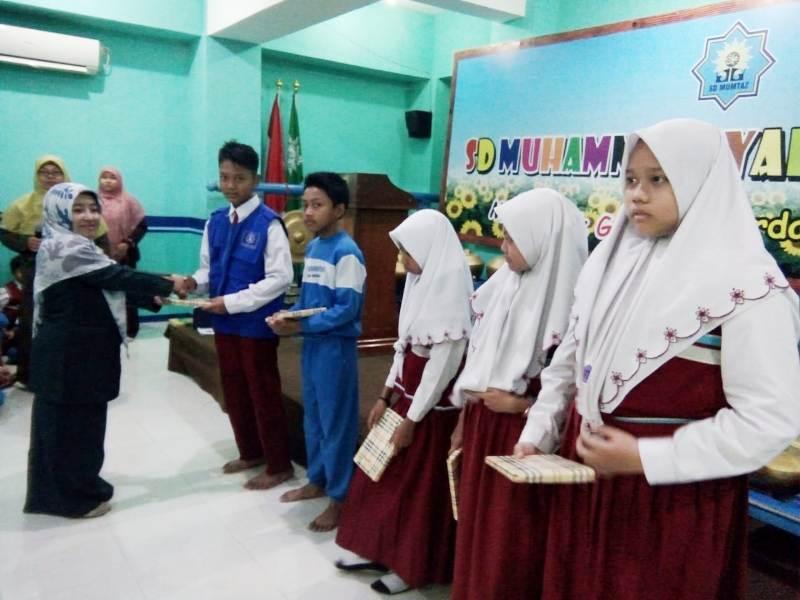 Hadapi Unas, SD Mumtaz Adakan Program Intensive Learning