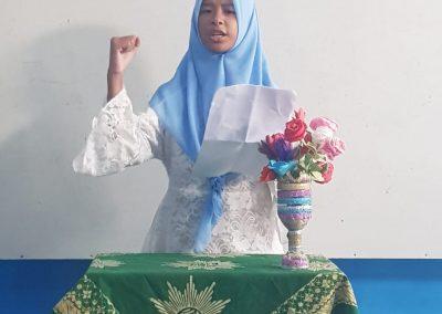 Ujian Praktek Bahasa Indonesia SD MUMTAZ