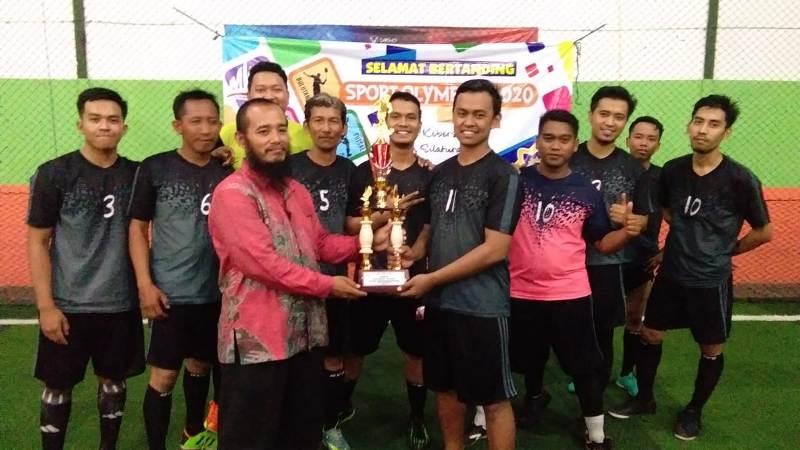 Minim Pemain, Tim Futsal Mumtaz Bisa Rebut Juara
